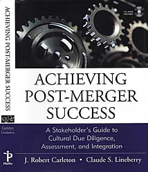 AchievingPost-MergerSuccessBookCover