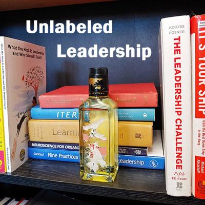 Logo for Unlabeled Leadership